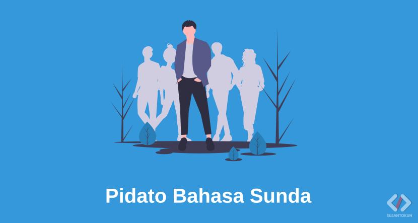 Contoh Pidato Bahasa Sunda