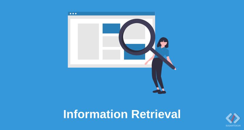 Pengertian Information Retrieval (IR)
