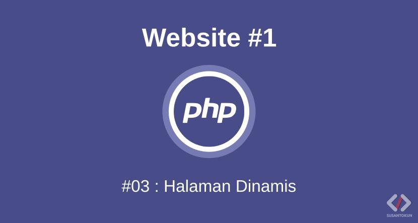 Cara Membuat Halaman Dinamis Dengan Case Pada Website PHP