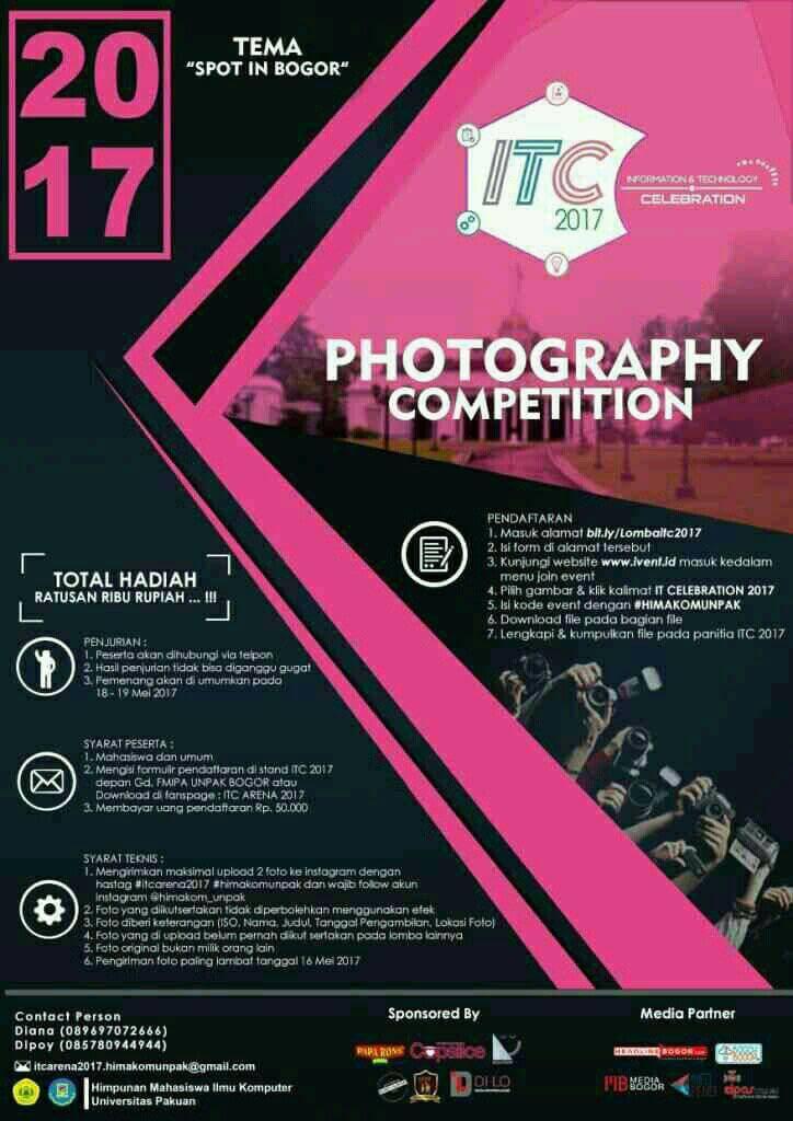 Itc 2017 himakom unpak photography competition