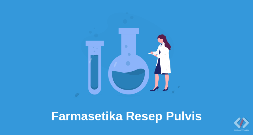 Laporan Praktikum Farmasetika Resep Pulvis
