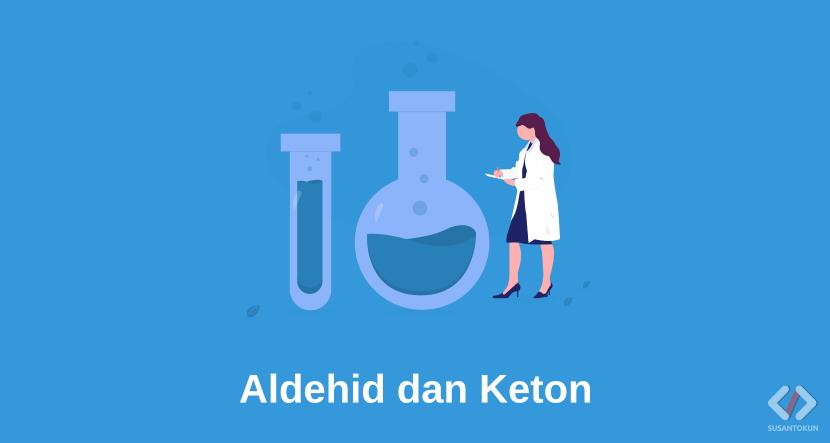Laporan Praktikum Kimia Organik Aldehid dan Keton