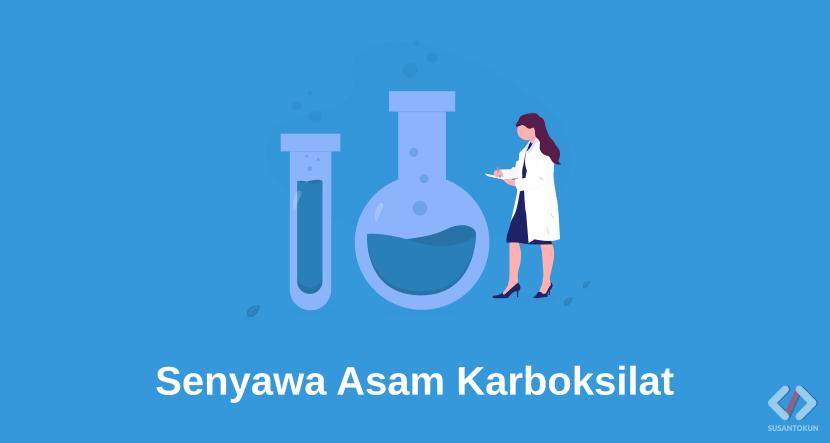 Laporan Praktikum Kimia Organik Senyawa Asam Karboksilat