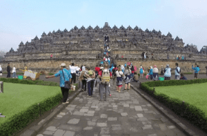 Tempat Traveler Candi Borobudur