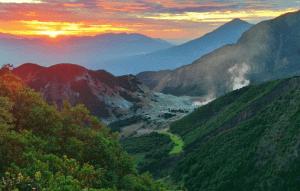 Tempat Wisata Dekte Kampung Inggris Pare Gunung Kelud