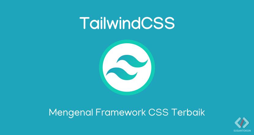 Framework CSS Terbaik TailwindCSS